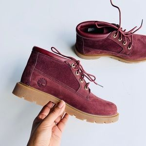TIMBERLAND Rhinebeck Suede Chukka Boots